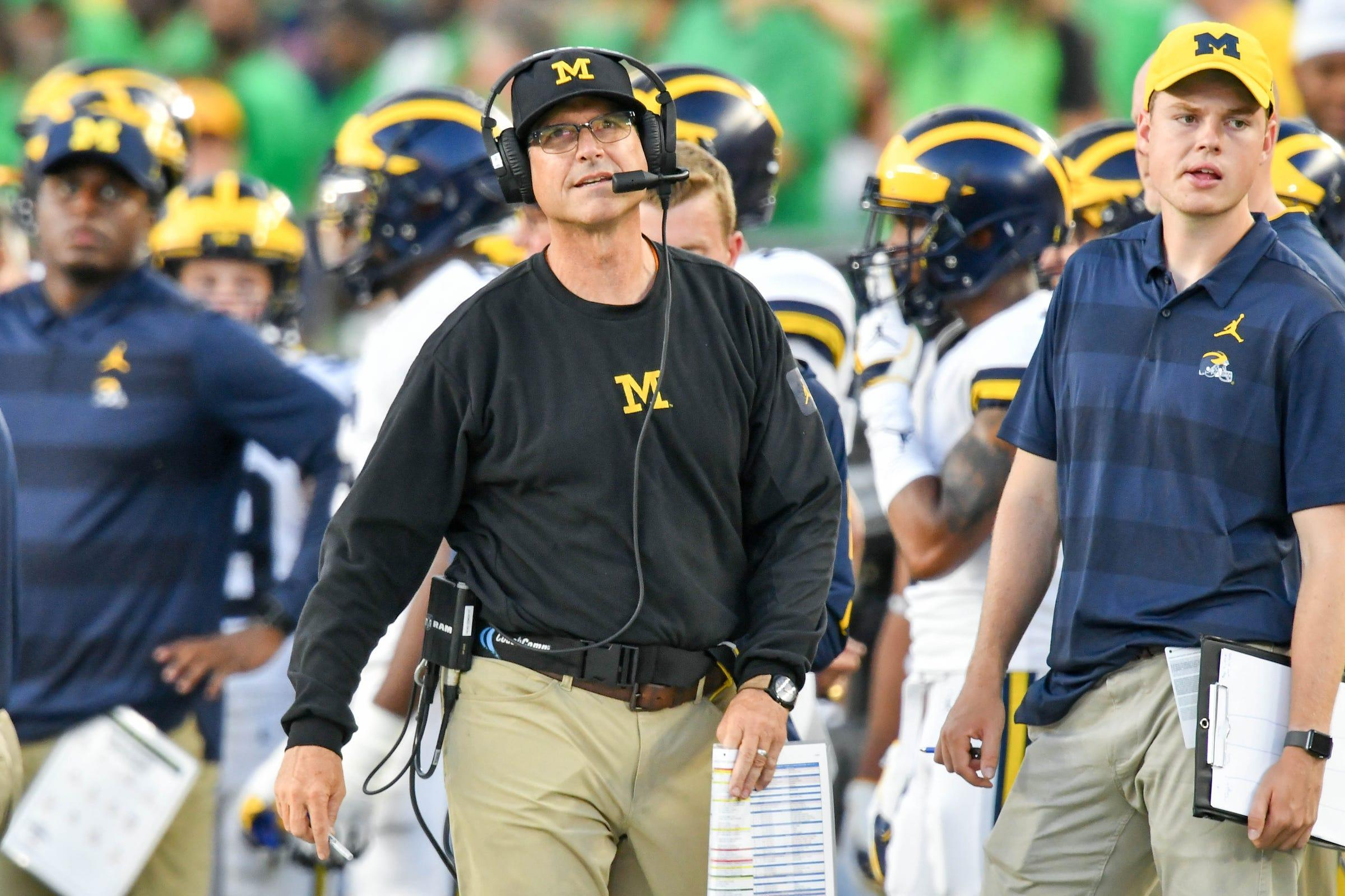 Jim Harbaugh and the uncomfortable truth of his Michigan football tenure