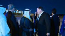 """Pompeo: """"La crisi del Golfo non è nell'interesse di nessuno"""""""