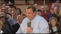 Christie answers 2nd grader's question