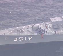 5 Marines Missing Off Japan's Coast Declared Dead