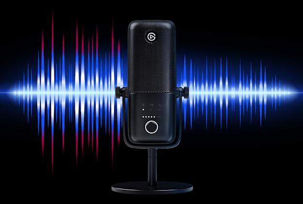 Elgato's first USB microphones are aimed at streamers