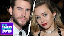 The most shocking celebrity breakups of 2019
