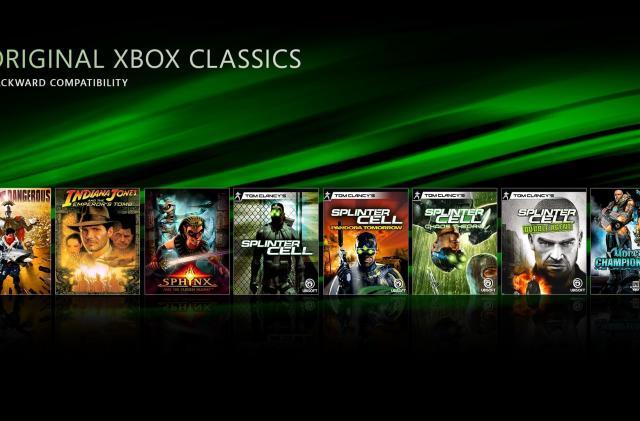 Microsoft's Xbox, Xbox 360 backward compatibility list ends here