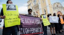 Mexican journalist shot dead, the fourth in 2020