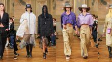 Victoria/Tomas défend le concept d'une mode réversible et responsable à la Paris Fashion Week