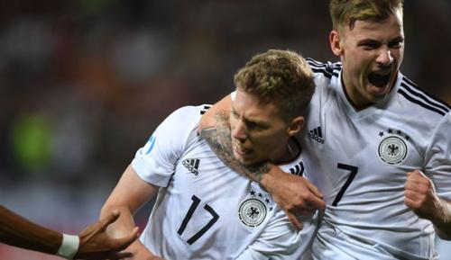 """U21-EM: Weiser nach Siegtor im EM-Finale: """"Mir kamen die Tränen"""""""