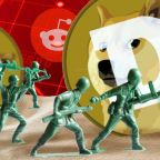 What the dogecoin army is saying as the cryptocurrency's tumble triggers a bearish break in the long-term trend line