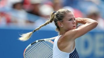 Wta New York, Camila Giorgi in semifinale