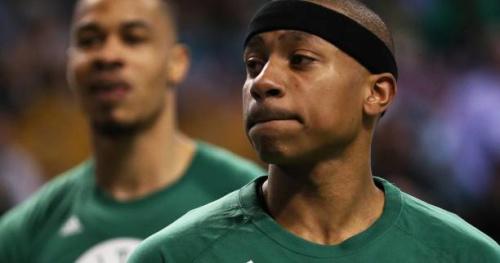 Basket - NBA - Isaiah Thomas, l'émotion après le drame