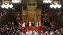 Queen Speaks on State Opening of UK Parliament