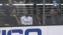 Stars attend Game 4 at Staples Center