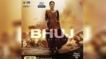 Sonakshi as the Brave Sunderben Jetha in First Look From 'Bhuj'