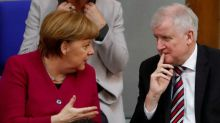In coalition showdown, Merkel allies to decide on migrant plan