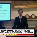 White House unveils merit-based immigration plan