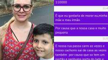Menino tenta comprar casa para família por R$ 50 mensais até completar R$ 110 mil