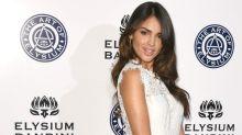 Eiza González luce espectacular en vestido de encaje