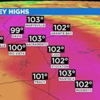 Friday Afternoon Forecast - July 10, 2020