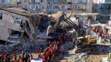 Kaum noch Hoffnung auf Überlebende nach schwerem Erdbeben in der Türkei