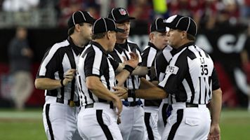 TD? Turnover? Confused refs up to their old ways