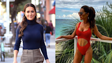 'The hate is strong in that one': Jessica Mulroney hits back at swimsuit photo critics