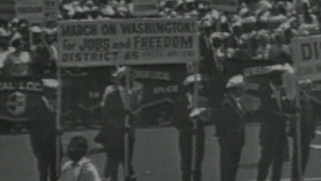 March on Washington 50th Anniversary Celebrated