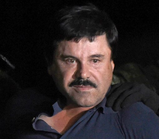 Drug lord Guzman 'serene' as extradition ruling looms
