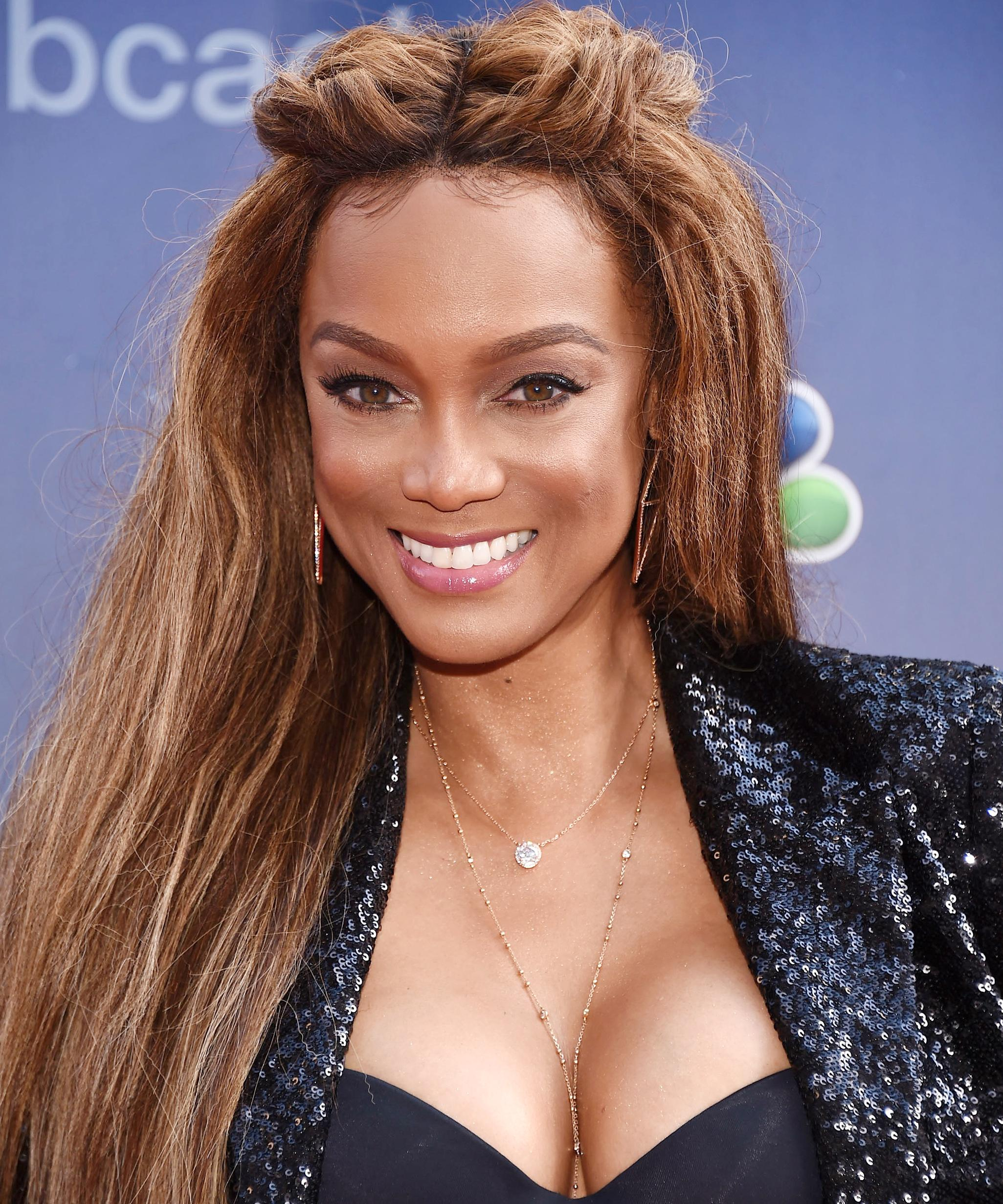 "Tyra Banks Son: Tyra Banks's Son Has Mastered The ""Smize""—But She Insists"
