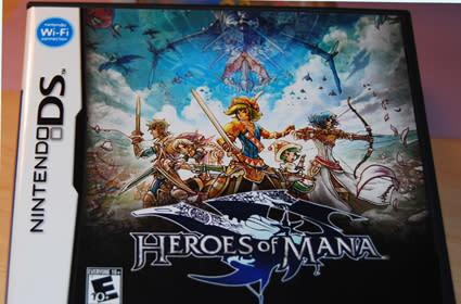 DS Fanboy Review: Heroes of Mana