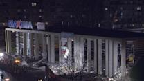 Several killed, dozens trapped after Latvia supermarket collapse