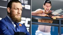 Conor McGregor's stinging serve for whinging Australian Open players