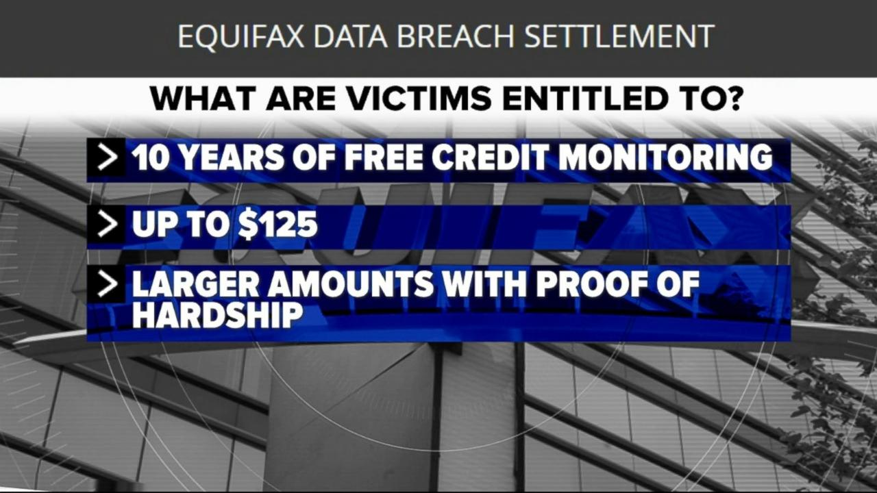 FTC on Equifax settlement: Take credit monitoring over cash