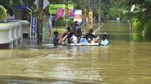 Inundaciones causan 160 muertos en India