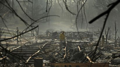 More than 1,000 missing in Calif. wildfire zone
