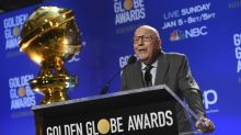 Golden Globes will serve plant-based meal at awards ceremony