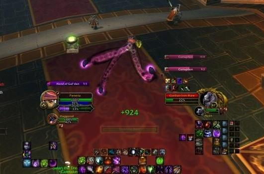 Blood Pact: Do a double take in your spellbook
