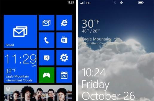 Microsoft explains the origins of Windows Phone 8's home and lock screens
