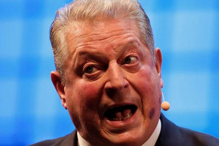 Image result for Angry Al Gore