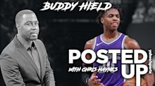 Buddy Hield on trade rumors, offseason workouts, growing basketball in the Bahamas