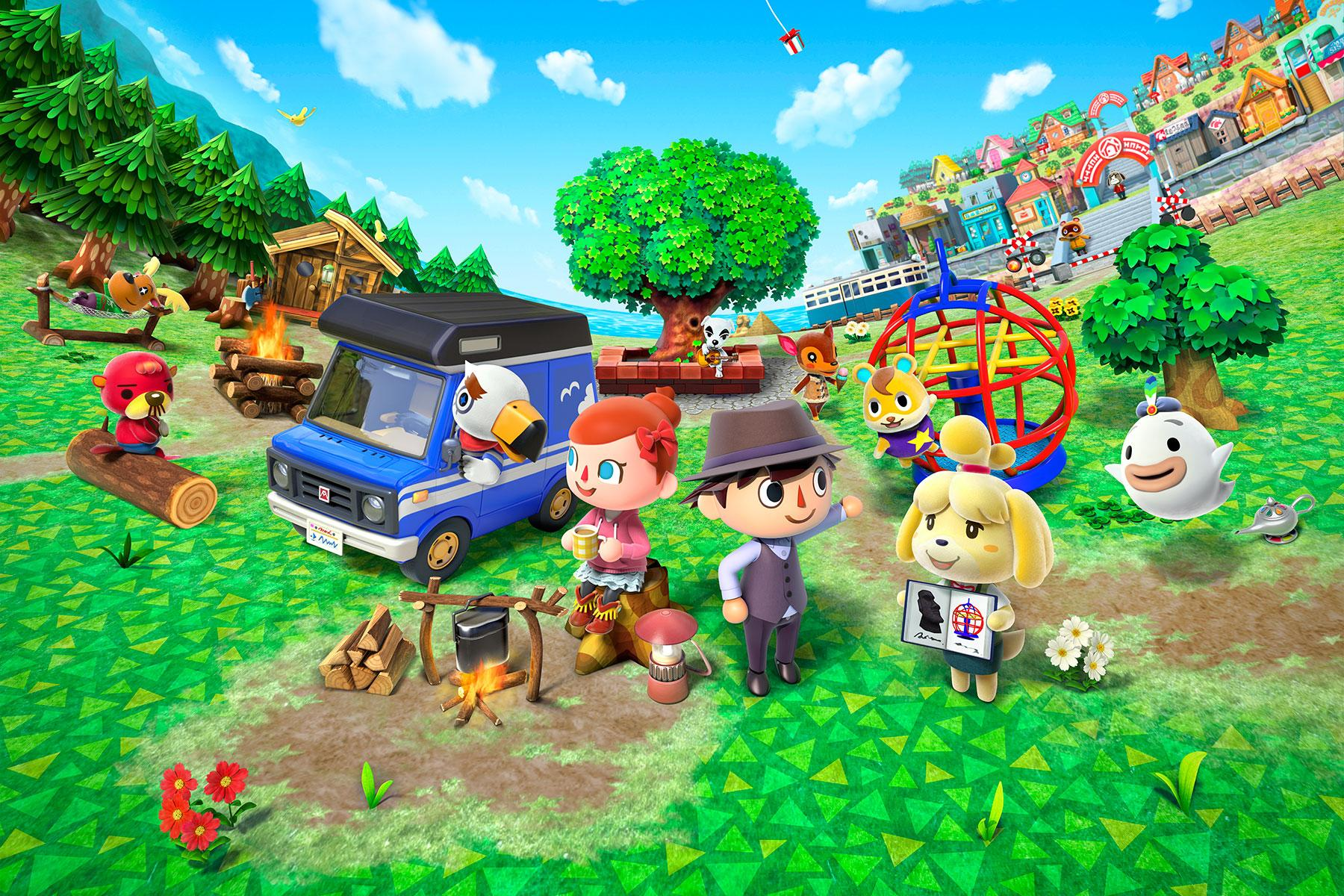 Nintendo's next Direct is all about 'Animal Crossing' on your phone | Engadget