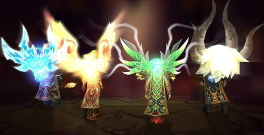 World of Warcraft turns on Gaze of the Black Prince this week