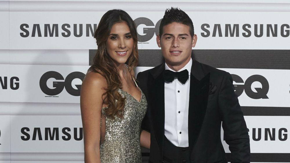 Fin del amor: James Rodríguez se separó de Daniela Ospina