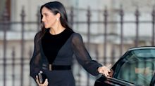 Meghan Markle Defied Royal Protocol at Her First Solo Event With One Subtle Decision