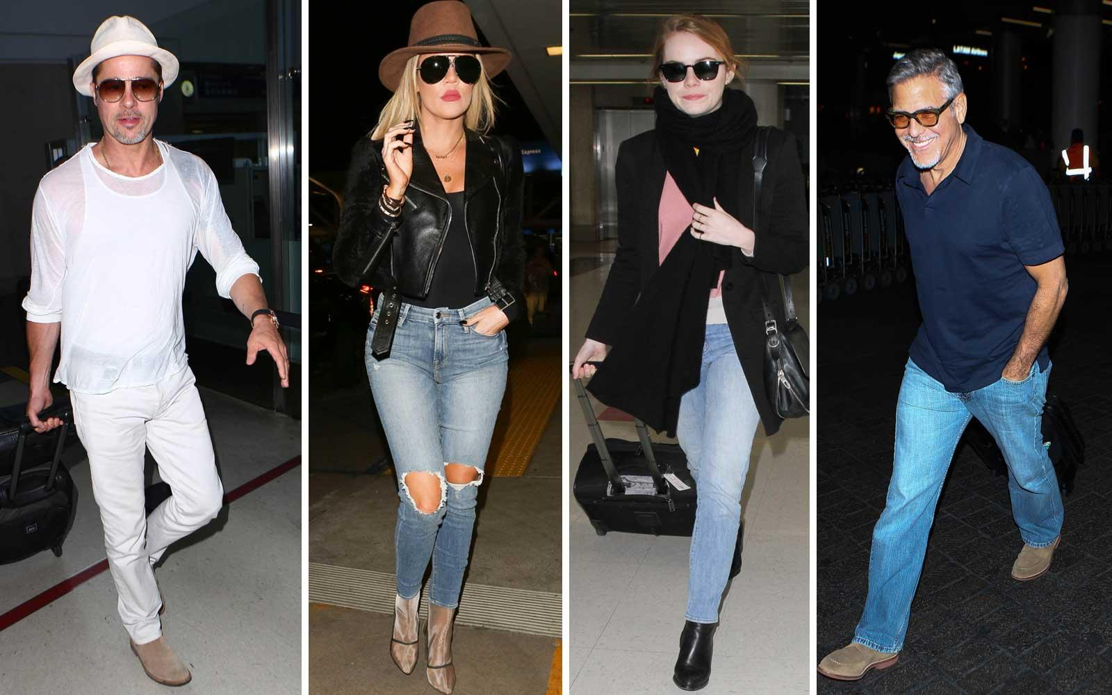 Celebrity Approved Jeans For Travel