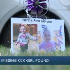 KCK community mourns 3-year-old Olivia Jansen's death