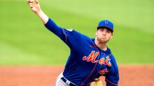 New Met Jerad Eickhoff off to rocky start for rotation spot
