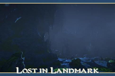 The Stream Team:  Lost in the layers of Landmark's islands