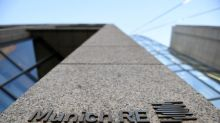Higher claims hit Munich Re's quarterly net profit