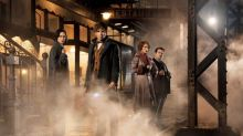 J.K. Rowling defends choice to make five Fantastic Beasts movies