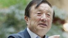 Huawei founder denies spying and praises Trump