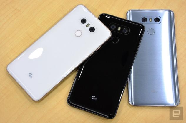 LG G6's dual cameras are good but far from perfect